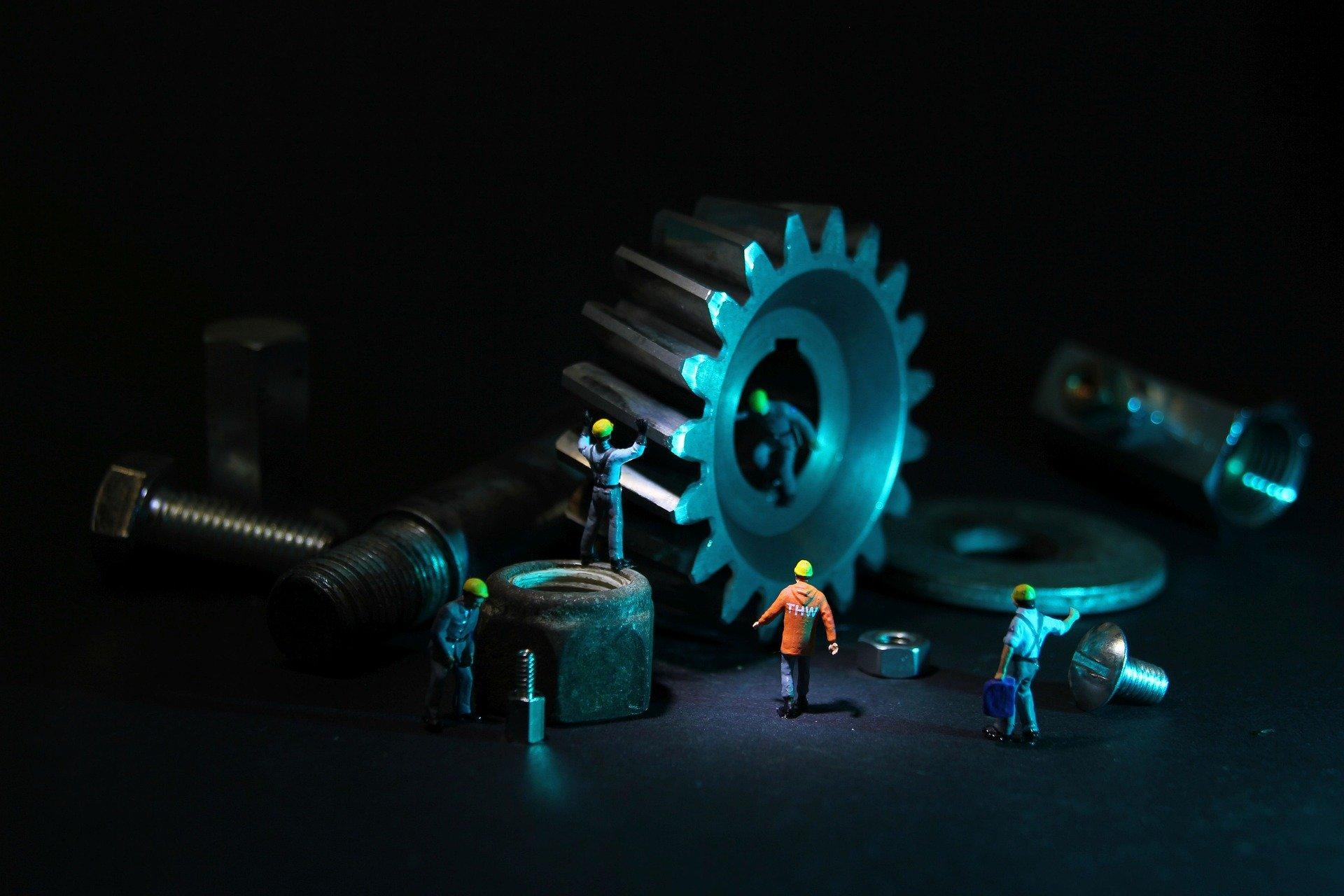 Kovovýroba efektivita práce