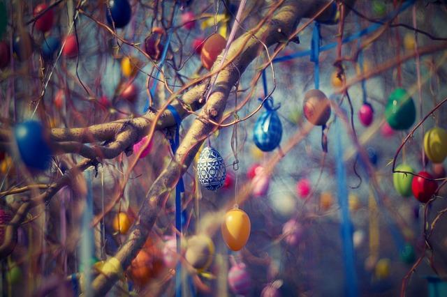 velikonoční vrba